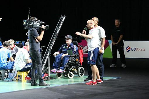 Paralympics, Disability, Disabled