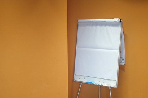 Sheet, Paper, Flip Chart, Chart, Presentation, Yellow
