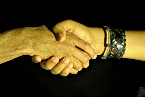 Handshake, Shaking Hands, Hands, Business, Agreement