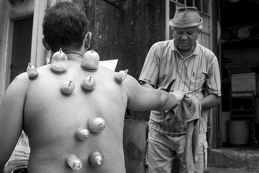 Medicine, Healthcare, Alternative, Treatment, Asia