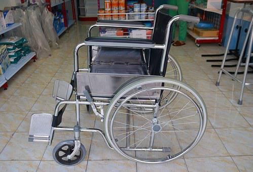Wheelchair, Disabled, Handicapped, Disability, Invalid