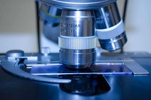 Microscope, Lab, Research, Medical, Slide, Instrument