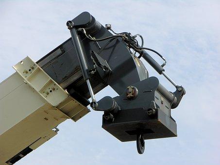 Crane, Lifting, Industry, Equipment, Machine, Heavy