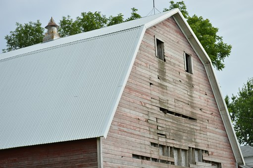 Barn, Wood, Old, Wooden, Weathered, Rough, Farm, Aged