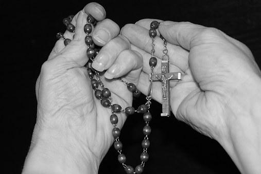Pray, Rosary, Faith, Religion, Contemplative, Prayer