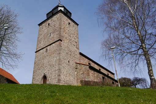 Reichenbach, Monastery, Church, Nature, Hiking, Hike