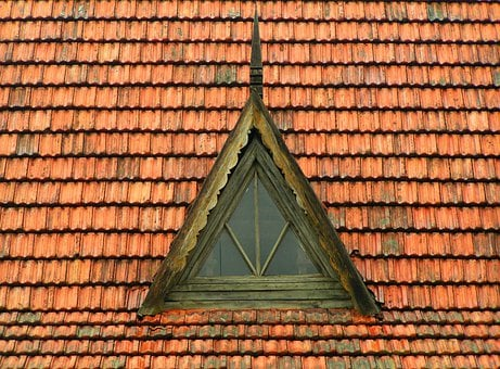 Architecture, Roof, Buildings, Baked, Fired, Clay