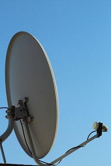 Dish, Tv, Satellite
