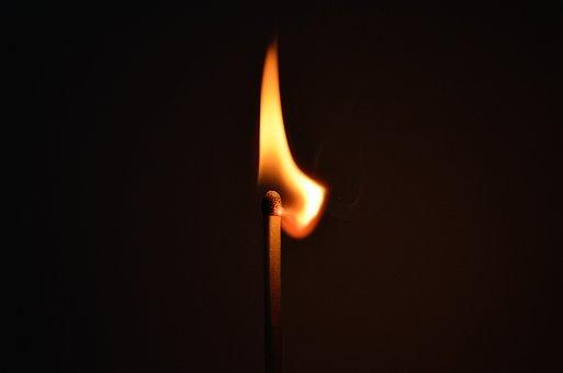 Match, Flame, Smoke, Matchstick, Lighter, Ignition