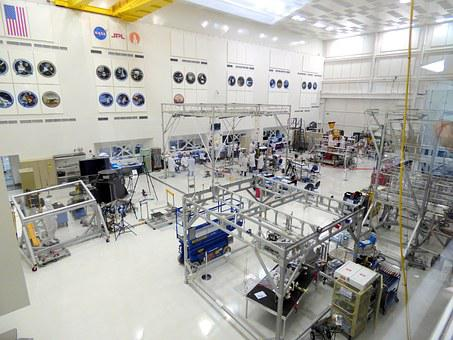 Laboratory, Nasa, Jpl, Pasadena, Space, Satellite
