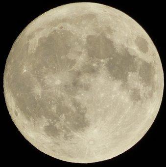 Universe, Moon, Sky, Space, Satellite, Solar System