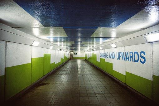 Underpass, Metro, Subway, Underground, Transport, Ubahn