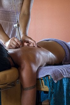 Wellness, Massage, Tuning Fork, Muscles, Relaxation