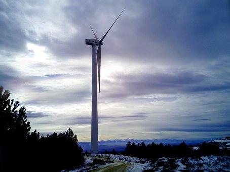Mill, Wind, Renewable Energy, Clean Energy, Windmill