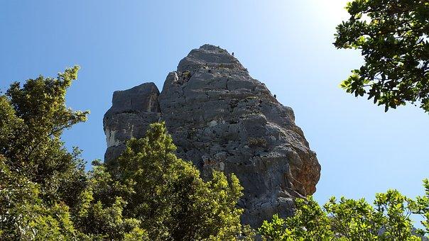 Aguglia Di Goloritzè, Pinnacle, Cala Goloritzè