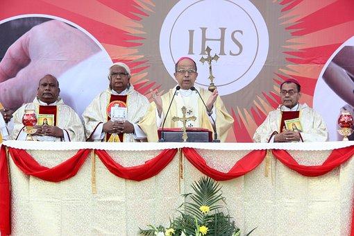 Christ The King, Feast, New Delhi, Archdiocse Delhi