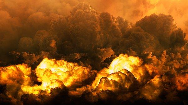 Nebula, Apocalypse, Disaster, Bumm, End Time