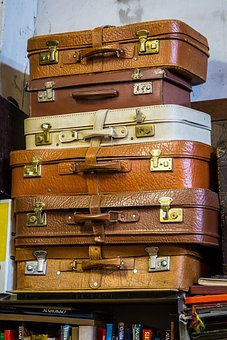 Luggage, Packaging, Go Away, Travel, Vacations