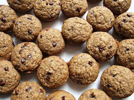 Muffins, Mini, Healthy