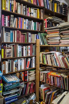 Book, Books, Old Books, Book Market, Antiquarian