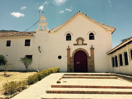 Church, Antigua, Architecture, Building, Religious