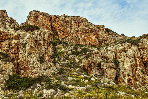 Rock, Formation, Wilderness, Landscape, Scenery, Nature