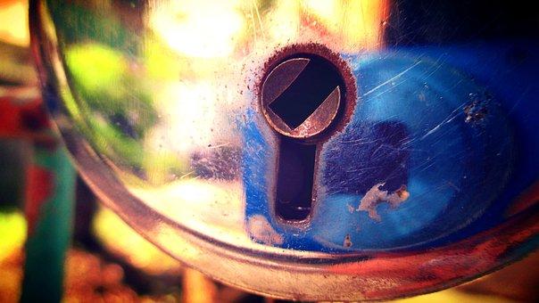 Lock, Close Up, Metal, Safety, Safe, Secure, Door
