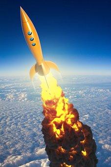 Rocket, Space, Travel, Spaceship, Ship, Science