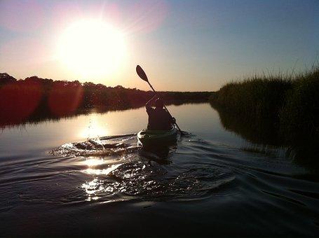 Kayak, River, Kayaking, Adventure, Canoe, Canoeing