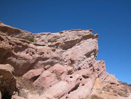 Vasquez Rocks, Desert, Vasquez, California, Nature