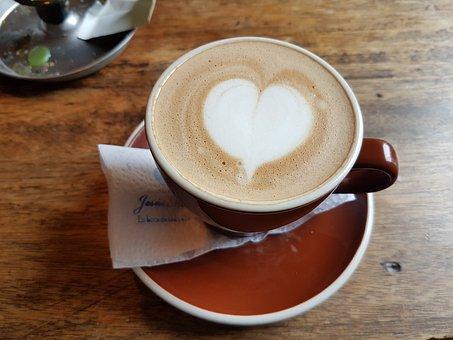 Coffee, Heart, Coffee Belt, Colombia, Love