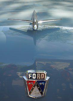 Ford, Cool Figure, Oltimer, Trademarks, Retro, Auto