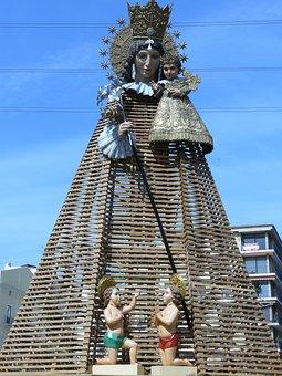 Failures, Virgen Desamparados, Offering Faller