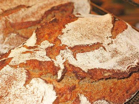 Bread, Fresh Bread, Fresh, Baked, Crispy, Eat