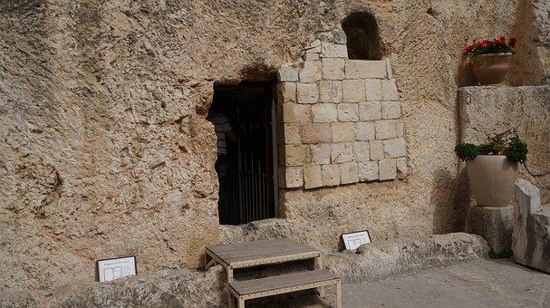 Garden Of The Tomb, Jerusalem, Resurrection, Brown Tomb