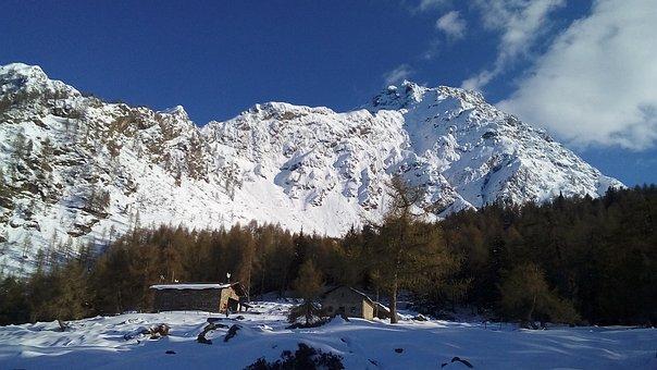 Monte Legnone, Colico, Alpe Scoggione, Mountain