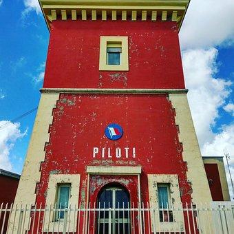 Pilots, Fiumicino, Porto, Guild