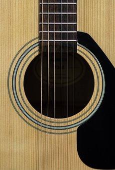 Guitar, Deca, Strings, Music, Creativity, Sheet Music