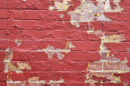 Brick Wall, Background, Backdrop, Old, Grunge, Texture