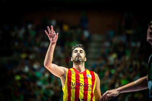 Basketball, Cup King, Sport, Barcelona, Champion