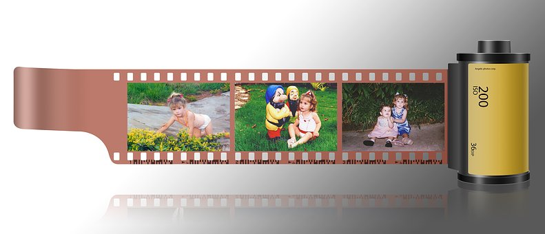 Movie, Effect, Assembly, Child, Girl