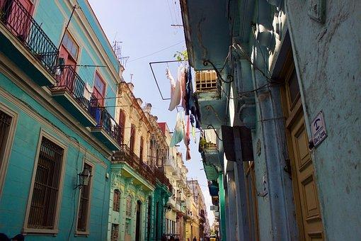 Havana, Cuba, Travel, City, Architecture, Building
