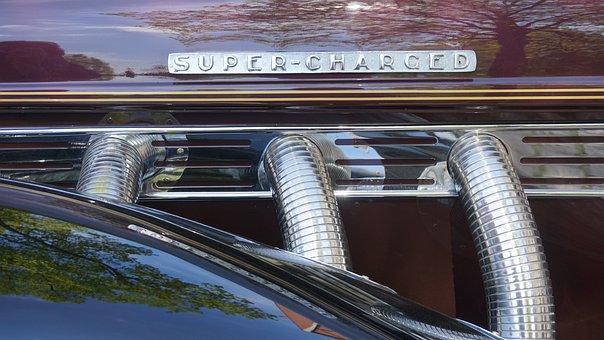 Oldtimer, Vehicles, Dare, Elegant, Super Charged