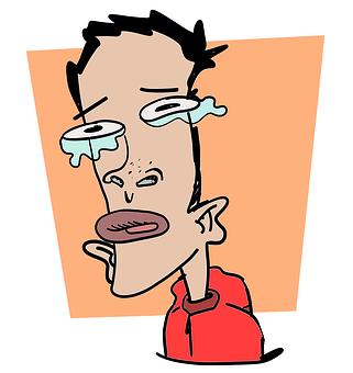 Crying, Sad, Dengue Fever, Dengo, Depression, Hopeless