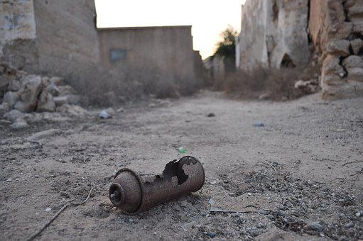 Ghost Village, Jazirat Al Hamra, Rak, Uae