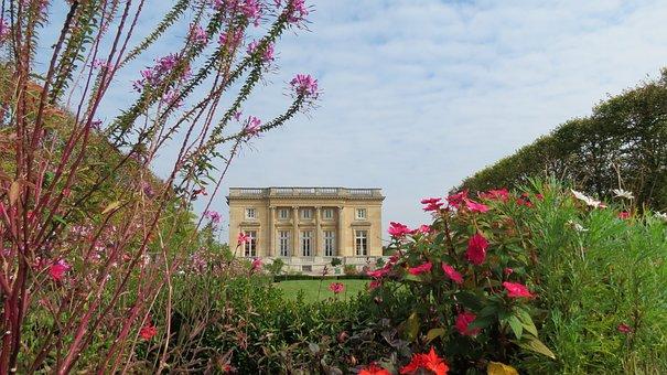 Petit, Trianon, Versailles