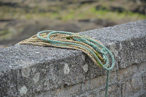 Rope, Hemp, Plait, Nodes, Connections, Tie, Build