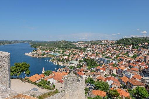 Croatia, Dubrovnik, Coastline, Travel, Sea, Landscape