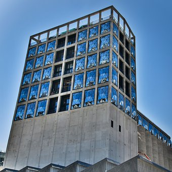 Silo Hotel, Waterfront, Cape Town, South Africa