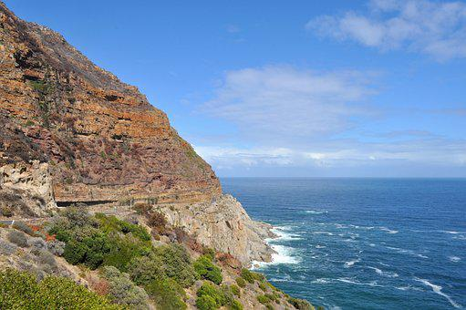 Chapman's Peak Drive, Hout Bay, Cape Town, South Africa